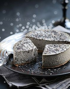 black-sesame-cheesecake