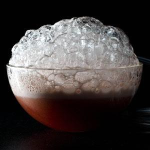 Cranberry Bubbles