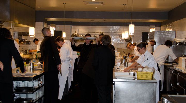 Alinea Kitchen