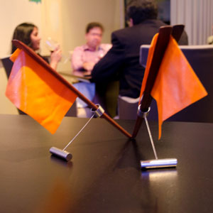 Flag Centerpiece Alinea