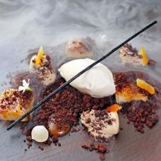 Molecular Gastronomy Restaurant Abac Smoky-soil-bourbon-abac-sqr