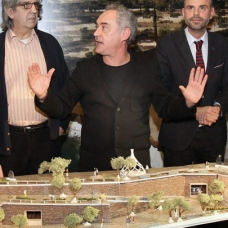 elBulli to reopen as elbulli1846 by Ferran Adria-sqr