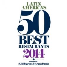 Latin America's 50 Best Restaurants 2014