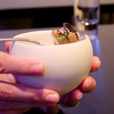 Molecular Gastronomy Restaurant Alinea Octopus