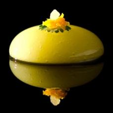 Yuzu Cilantro Sphere