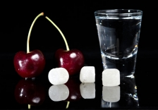 4- Cherry Vodka Candy