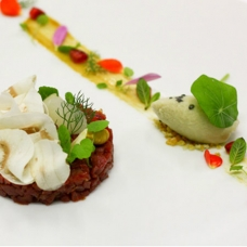 Metamorfosi by Chef Roy Caceres, Rome