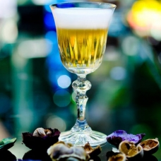 Modern Velvet Czarina cocktail -sqr