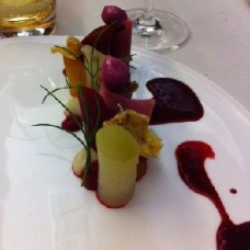 L\'air du temps restaurant Belgium