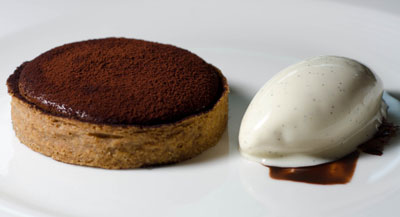 Chocolate Tart Michel Chaud