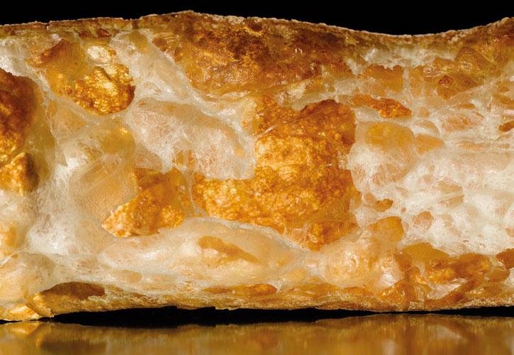 Crystal bread - Pan de Cristal - 1