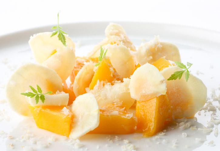 Foodpairing parsnip dessert 1