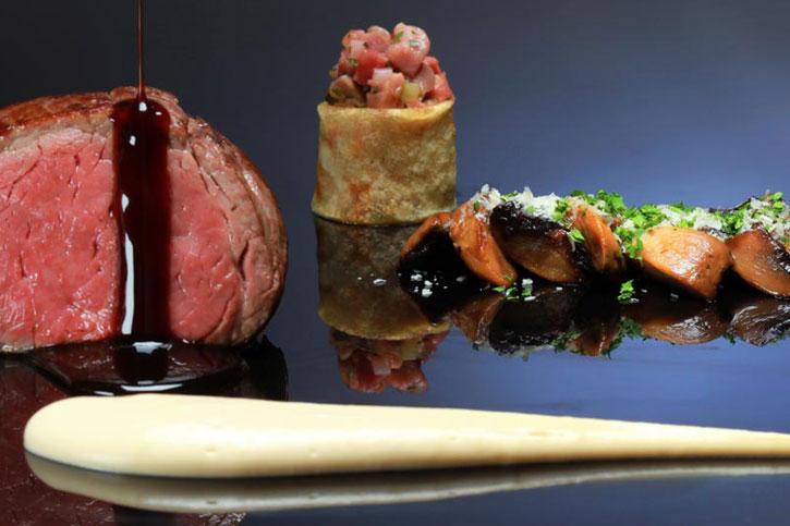 Funky Gourmet Beef Fillet