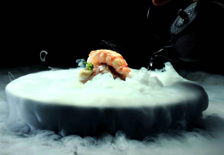 Funky Gourmet Lobster with Orange Aromas