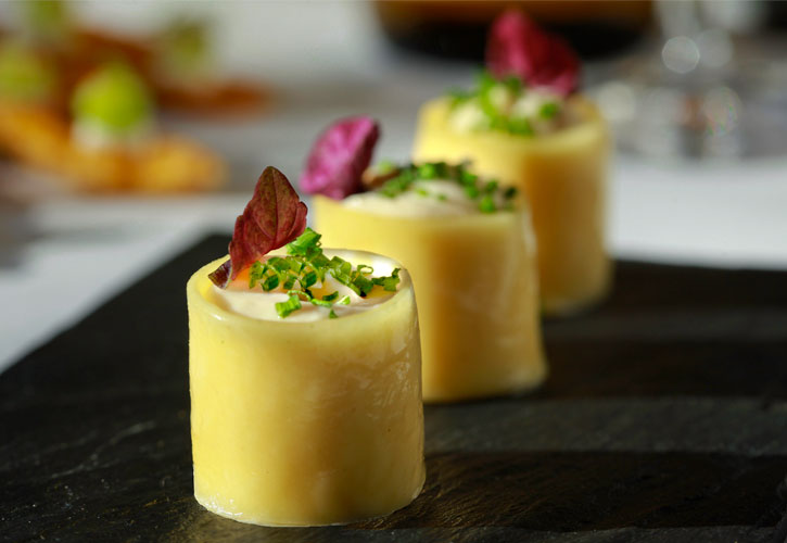 Incredible Dishes From 2 Michelin Star Funky Gourmet