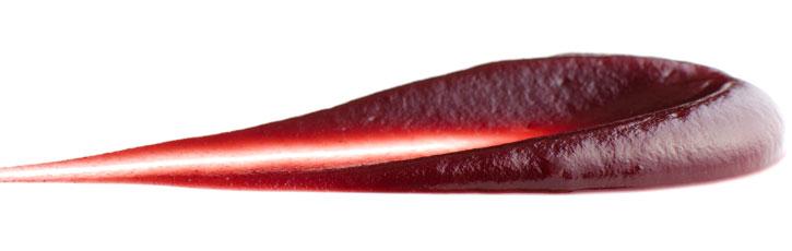 Port fluid gel with agar agar