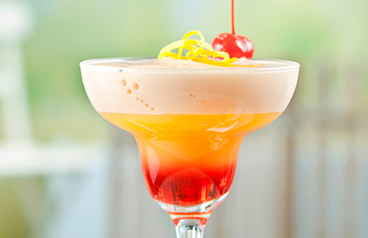 iSi Gourmet Whip foam cocktail