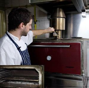 Javiers Josper charcoal oven