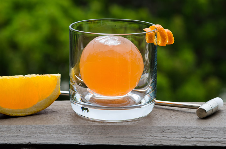 Cocktail Ice Sphere