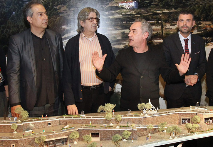 elBulli to reopen as elbulli1846 by Ferran Adria-725