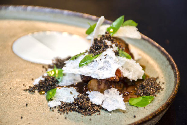 Dish from Central Peru, #1 Latin America's 50 Best Restaurants 2014