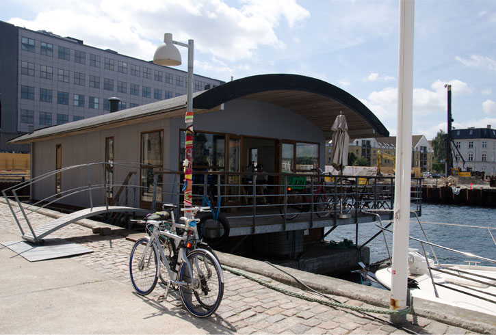 Nordic Food Lab house boat