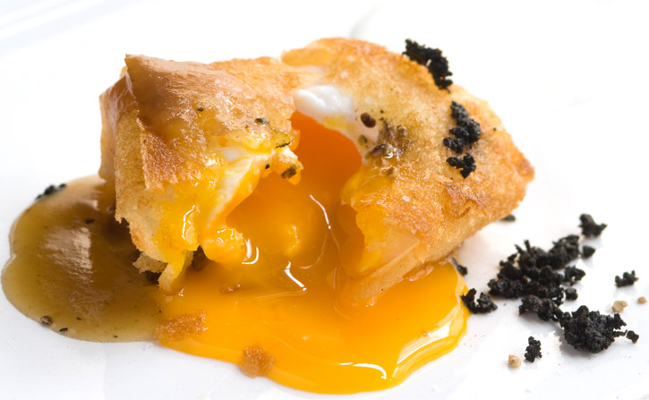 egg-bread-truffle-open