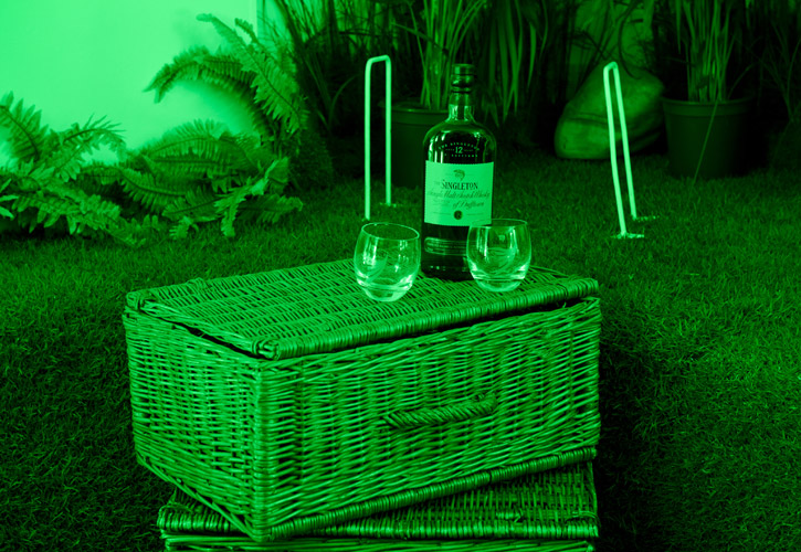 Sensory Tasting green-room-1
