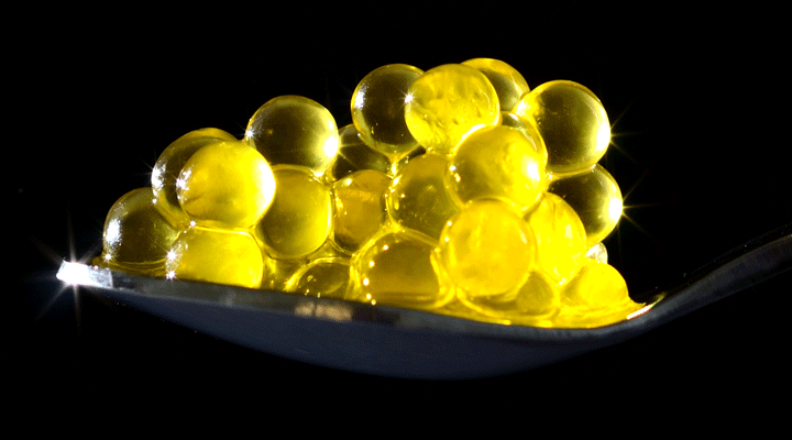 Caviaroli Olive Oil Caviar by Ferran Adria -720