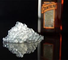 Cointreau caviar