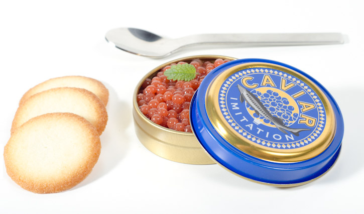 Plum Juice Caviar with Basic Spherification -top_0