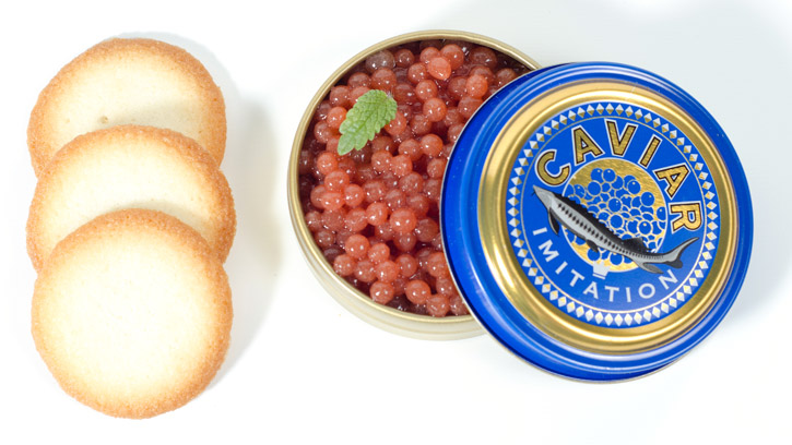 Plum Juice Caviar with Basic Spherification -zoom_0