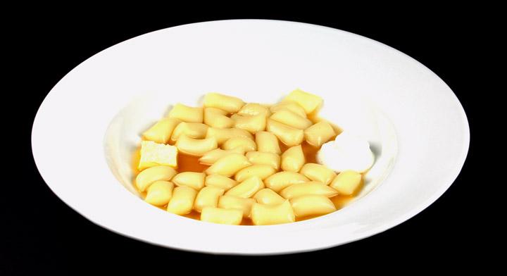 Potato Foam Gnocchi 720