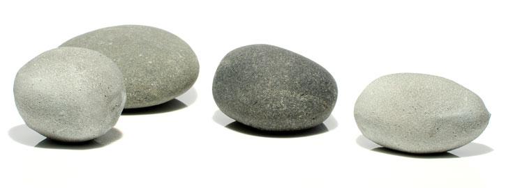 Edible stones by Andoni Luis Aduriz at Mugaritz